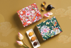 The Palace Museum Food Limited Edition Mooncake Gift Box